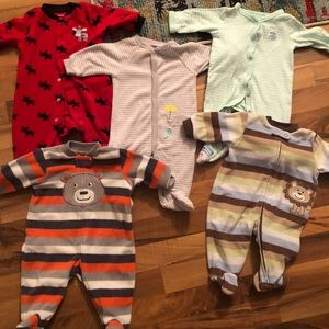 Baby boy 3 month lot